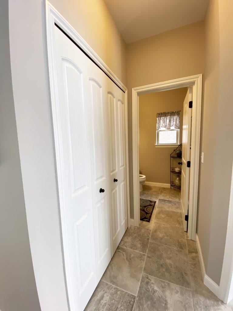 2450 Powder Room Area