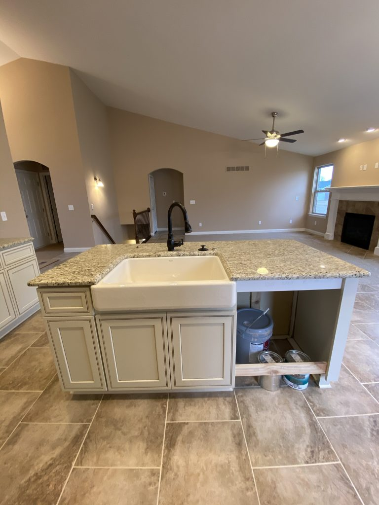 LE96 Kitchen Sink